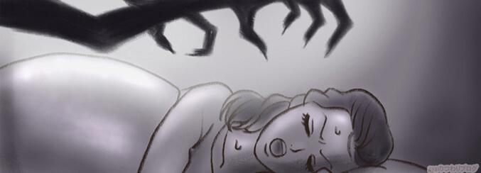 妊娠中の悪夢について